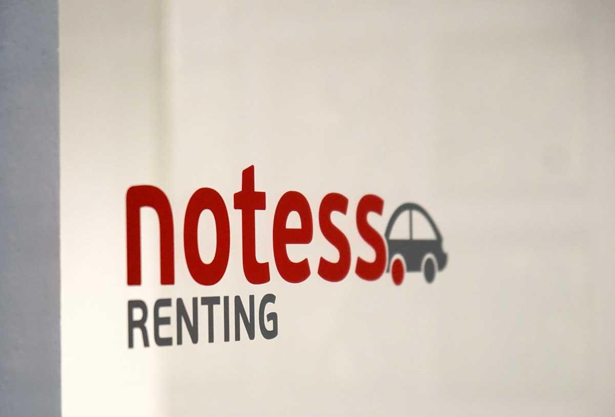 Notess Renting s.r.l. * Noleggio a Breve e Lungo Termine di veicoli in tutta Italia